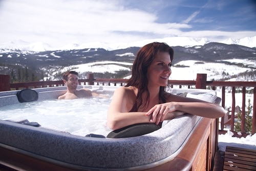 1 and 2 Person Hot Tubs