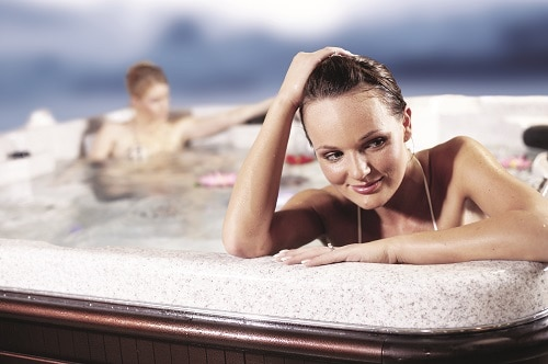 3 and 4 Person Hot Tubs