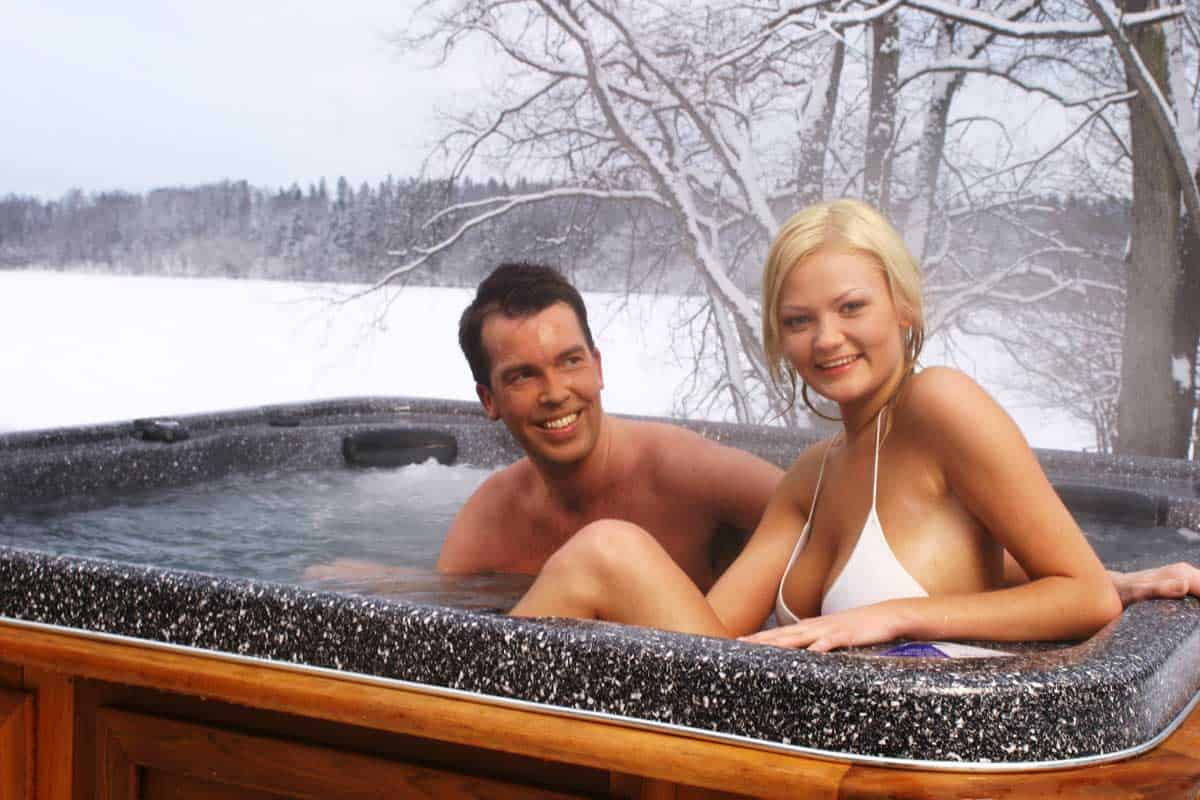 Your Hot Tub's Temperature: How Hot is Hot Enough?