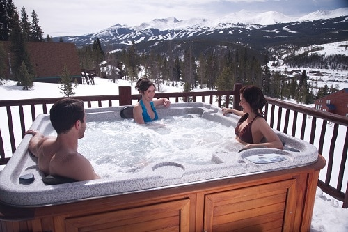 7 and 8 Person Hot Tubs