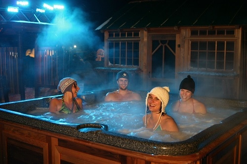 5 and 6 Person Hot Tubs