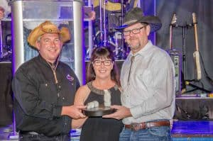 Winner: Top Sales In Canada (Small Market) – Rudy & Stella From Energy Smart In Lethbridge, Alberta