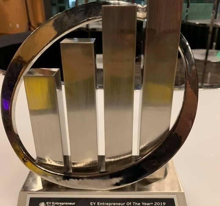 Arctic Spas WINNER! – EY Entrepreneur of The Year® 2019