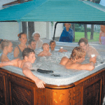 arctic-spas-hot-tub-group-in-hot-tub