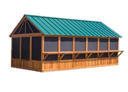 hot tub gazebo beach house - Hot Tub Enclosures
