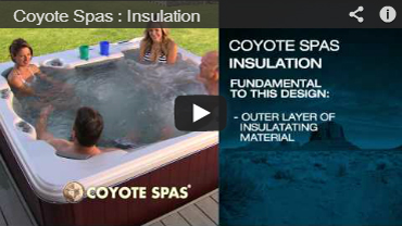 Coyote Hot Tub Northern Insulation