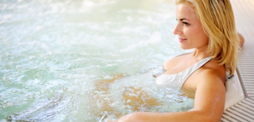 four spa health benefits for fitness and weight loss