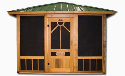 Hot tub gazebo hideaway retreat deluxe