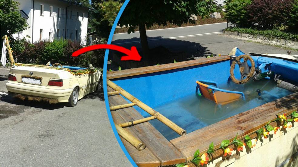 Car Pooling car pool combo